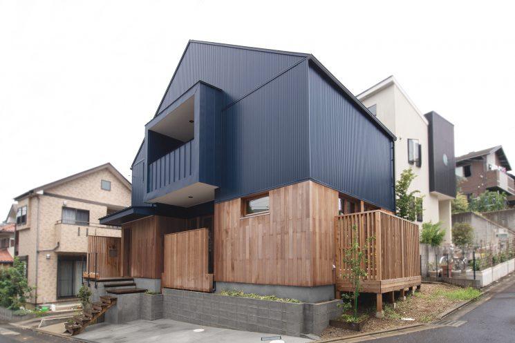 金井の住宅