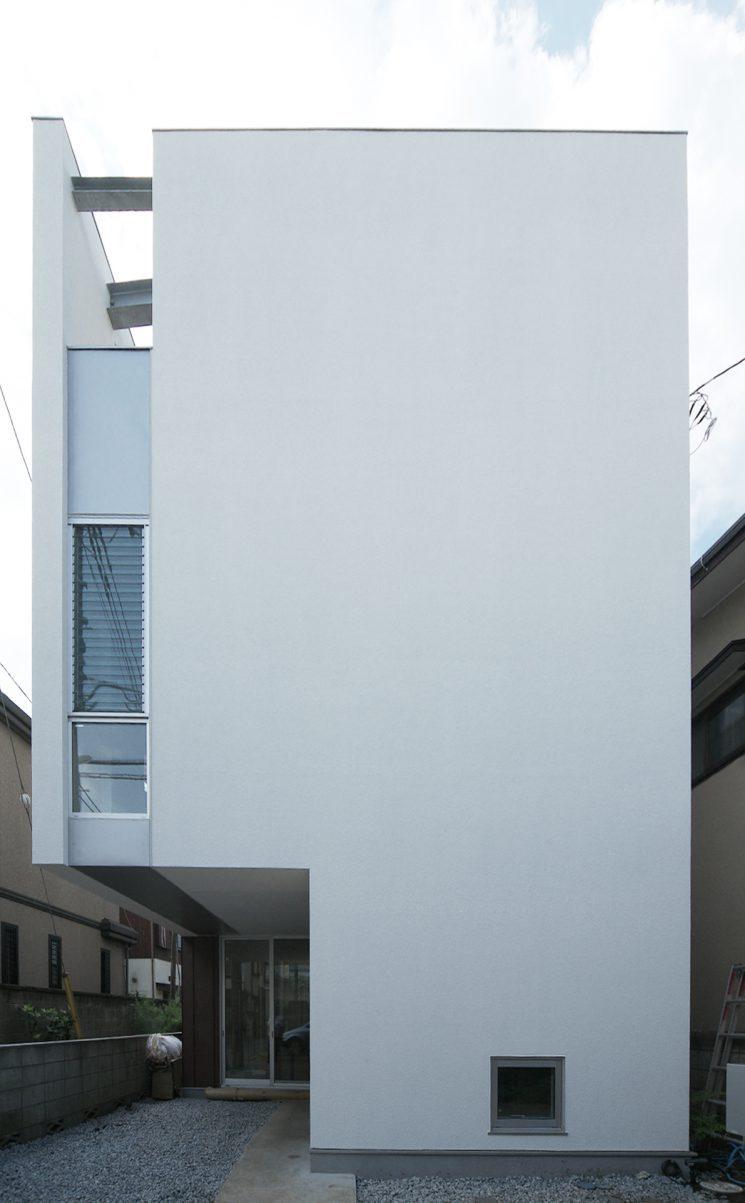 恋ヶ窪の住宅